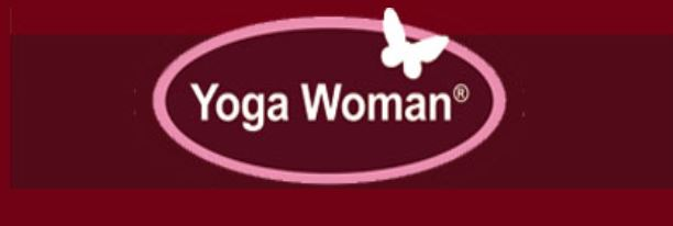 Logo Yoga Woman